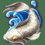 รีวิวเกม Dragon Legend ปลาเงิน
