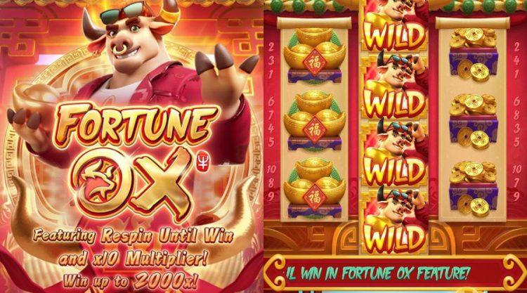รีวิวเกม Fortune Ox